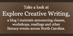 Explore Creative Writing